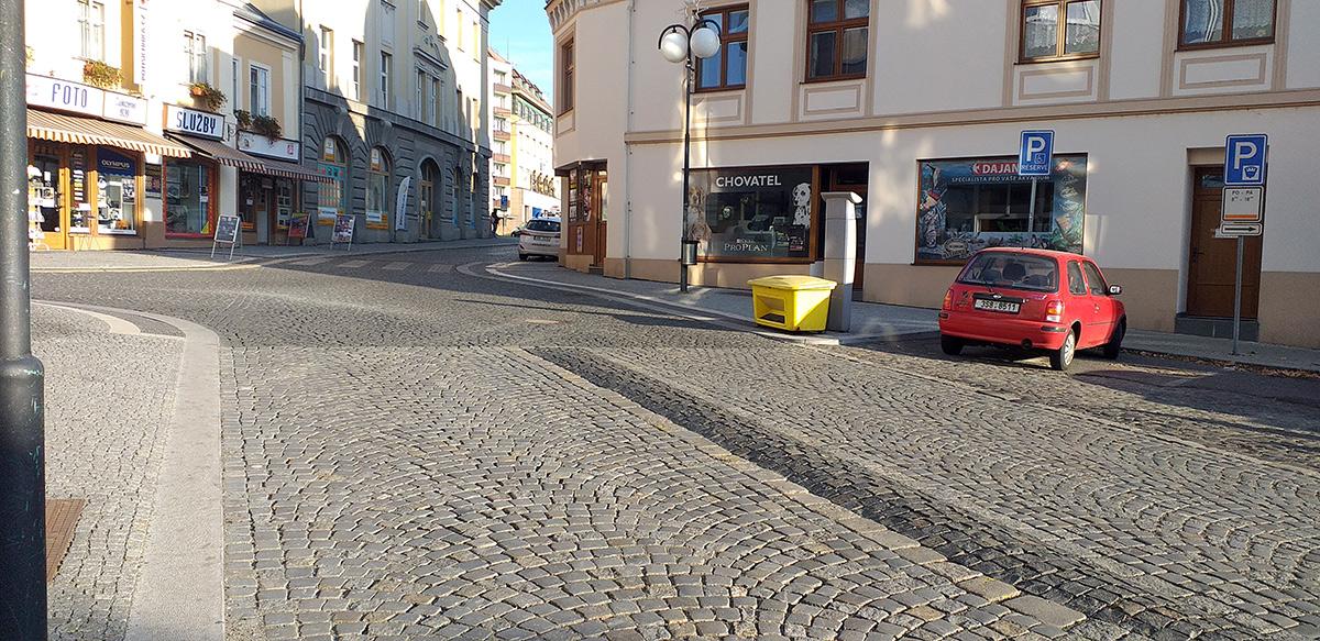 Ulice Železná, Mladá Boleslav